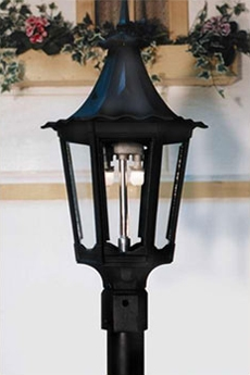 Outdoor Gaslights
