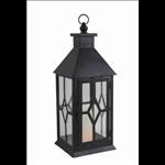 Metal Lantern - LED Candle