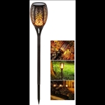 Solar Garden Torch - LED Flame Light